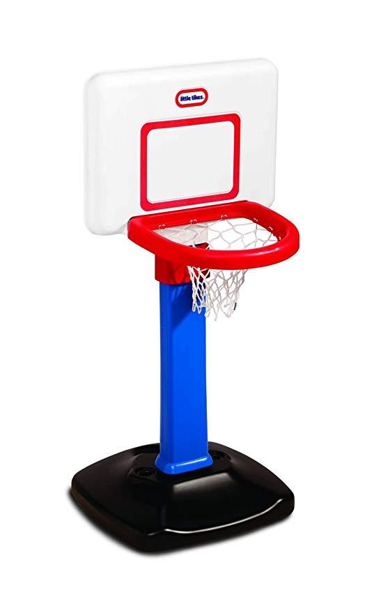 mini panier basket à pied