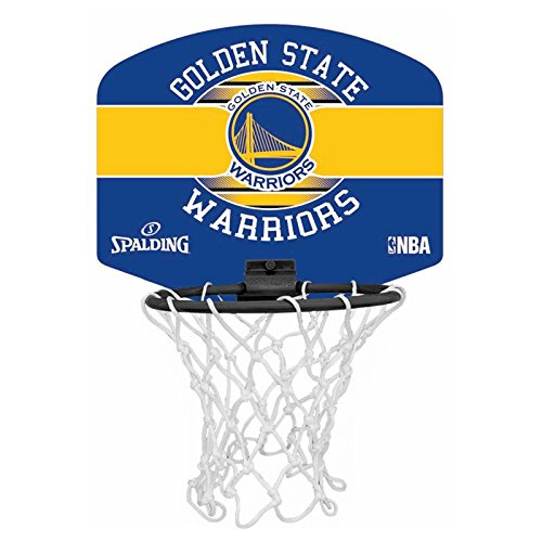 Mini panier de basket Golden State Warriors